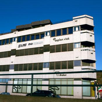 LNT Marine office Drammen
