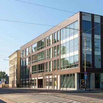 LNT Marine office Szczecin