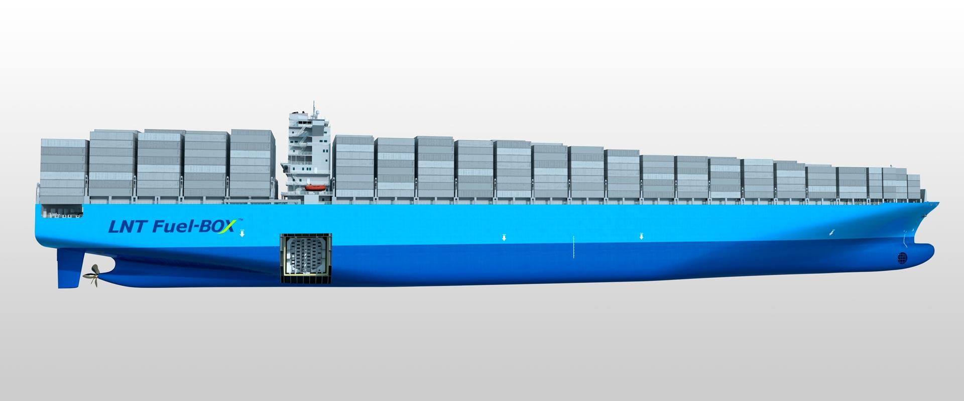 LNG Fuel Systems CMA Pegasus