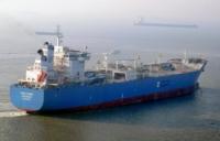 Saga Dawn at sea